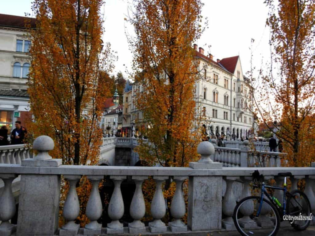 Ljubljana -The most romatic places in Europe