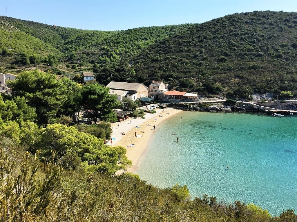 Lucice Bay (Brač), Croatia -The Best Mediterranean Beaches