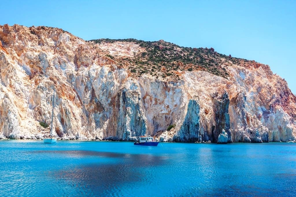 Poliegos, Greece -The Best Mediterranean Beaches