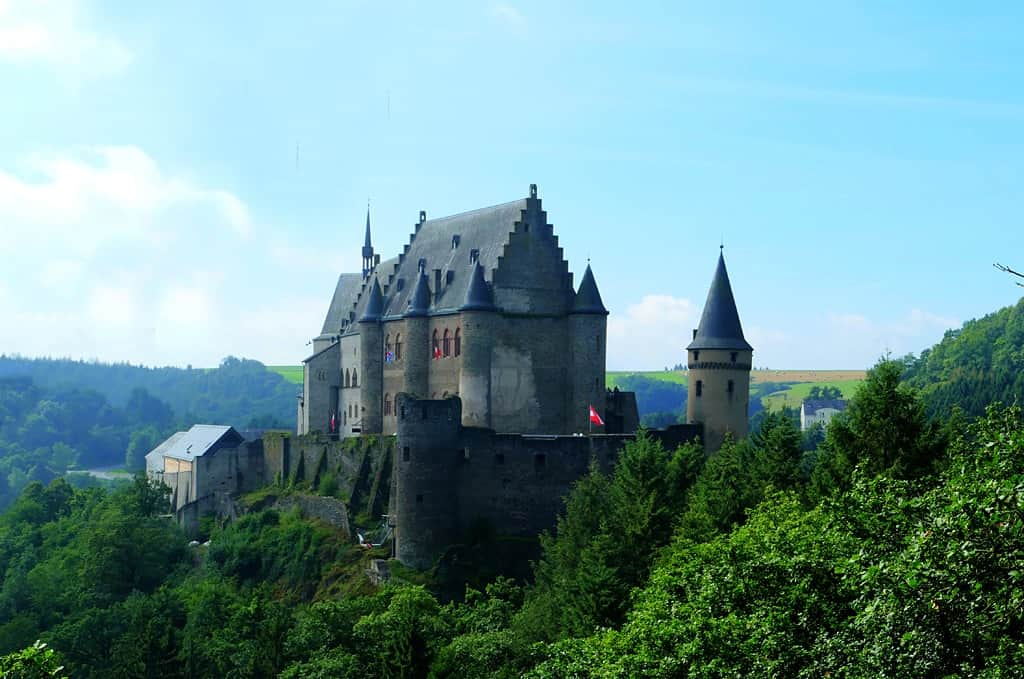 Luxembourg- The most romatic places in Europe