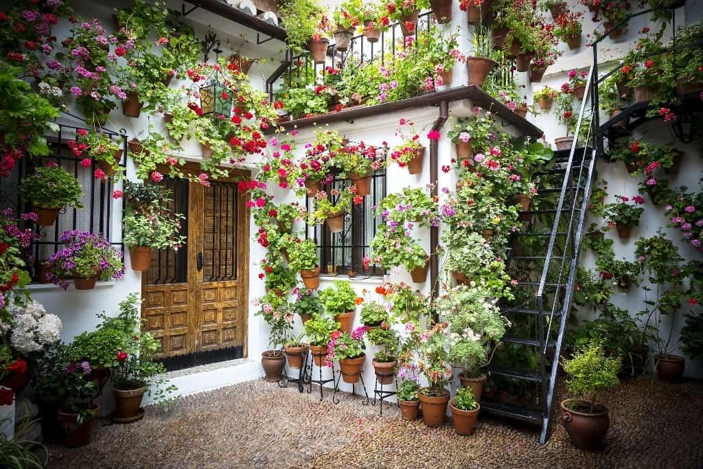 One day in Córdoba Spain