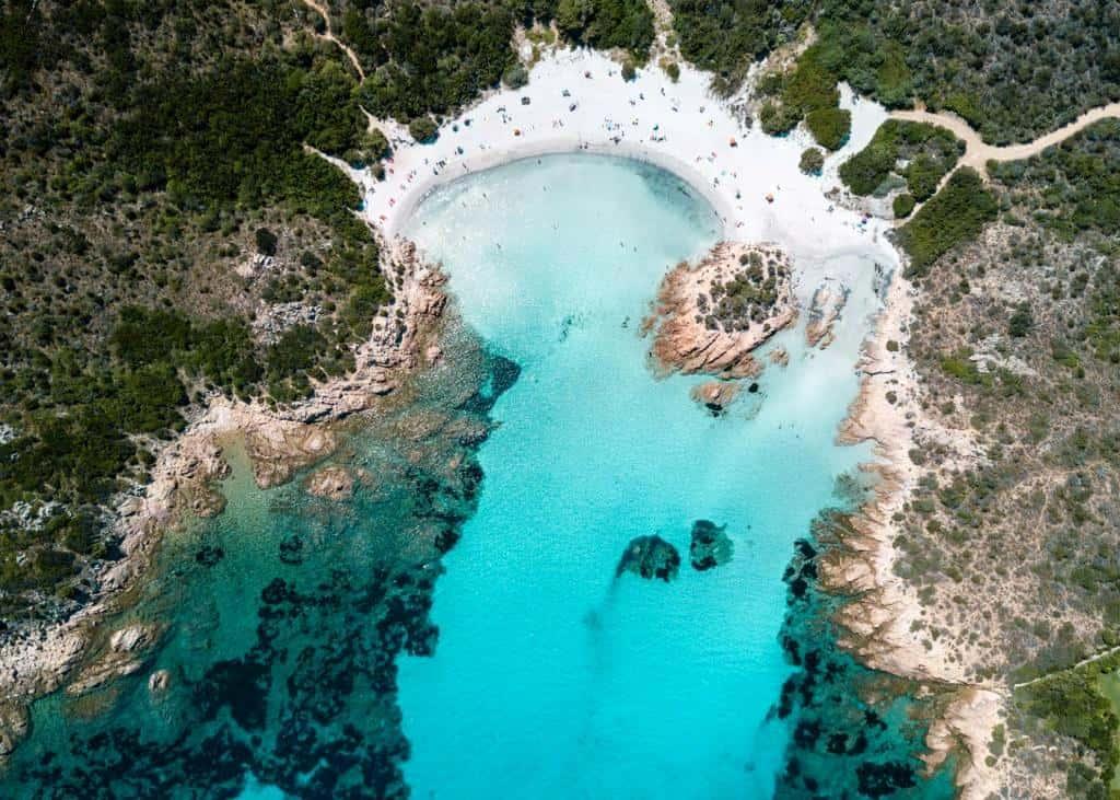 Spiaggia Del Principe, Sardinia, Italy -The Best Mediterranean Beaches