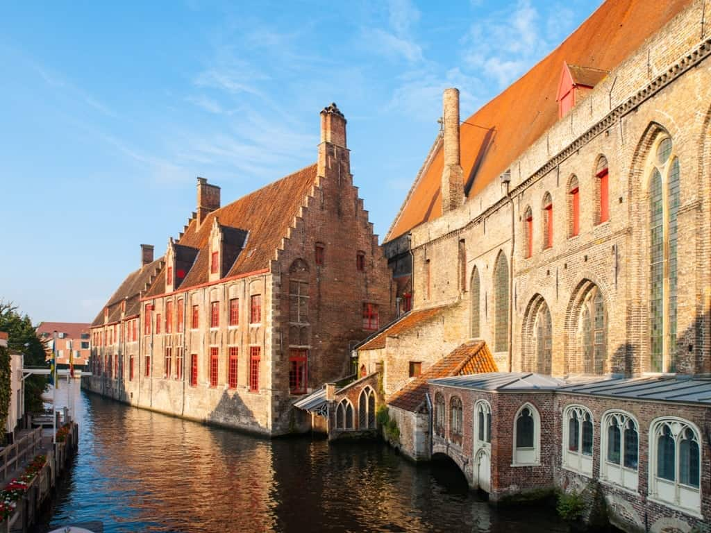 Visit Sint-Janshospitaal - Two days in Bruges