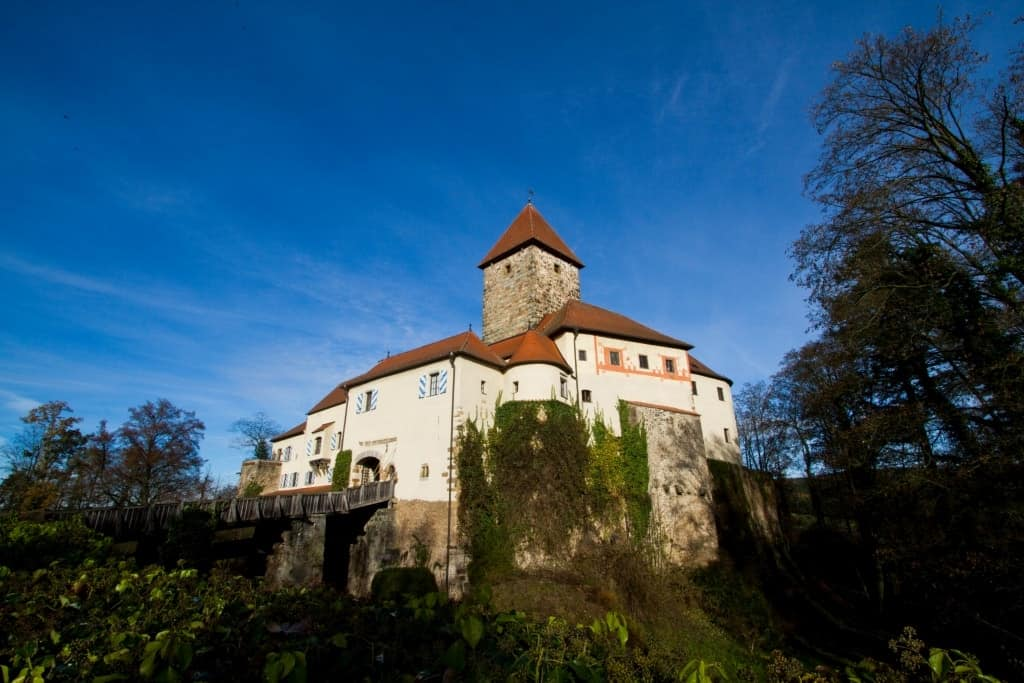 Castle Wernberg, Germany -The most romatic places in Europe