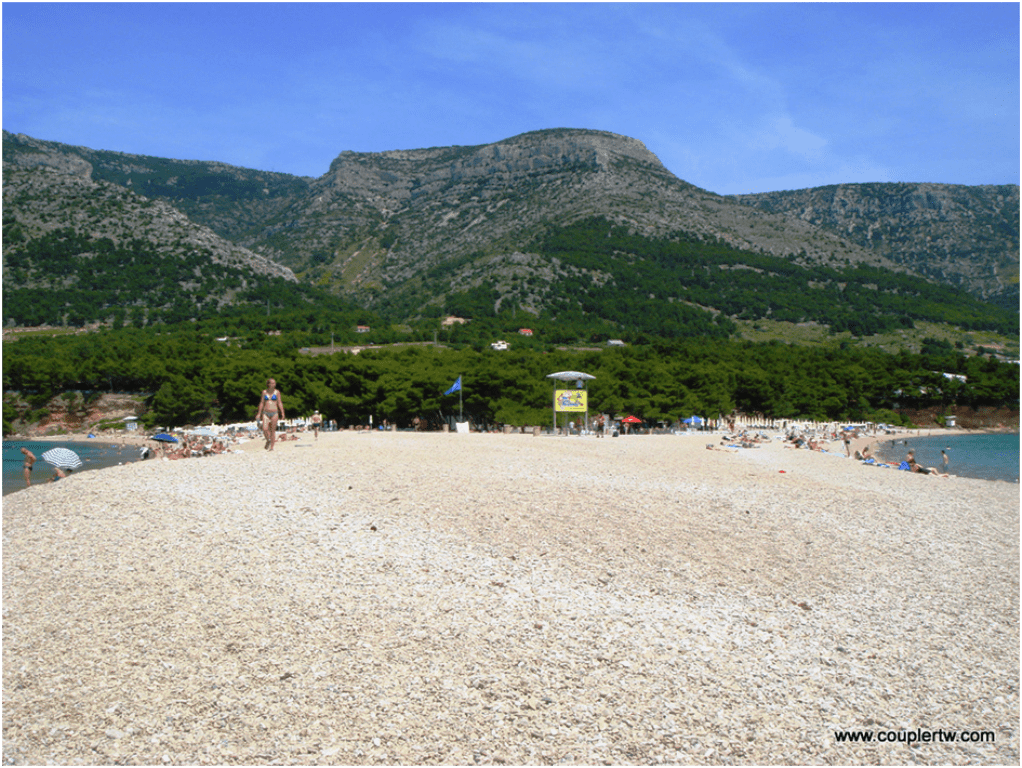 Zlatni Rat,(Brač), Croatia -The Best Mediterranean Beaches