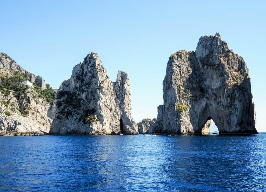 Capri, Italy -The most romatic places in Europe