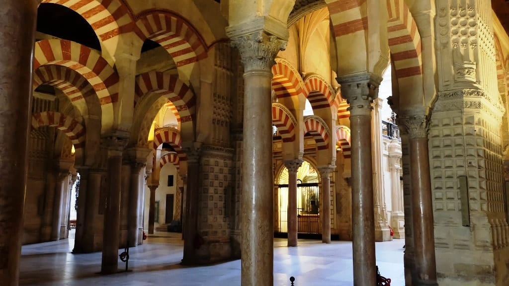 Visit the Mosque-Cathedral One day in Córdoba Spain