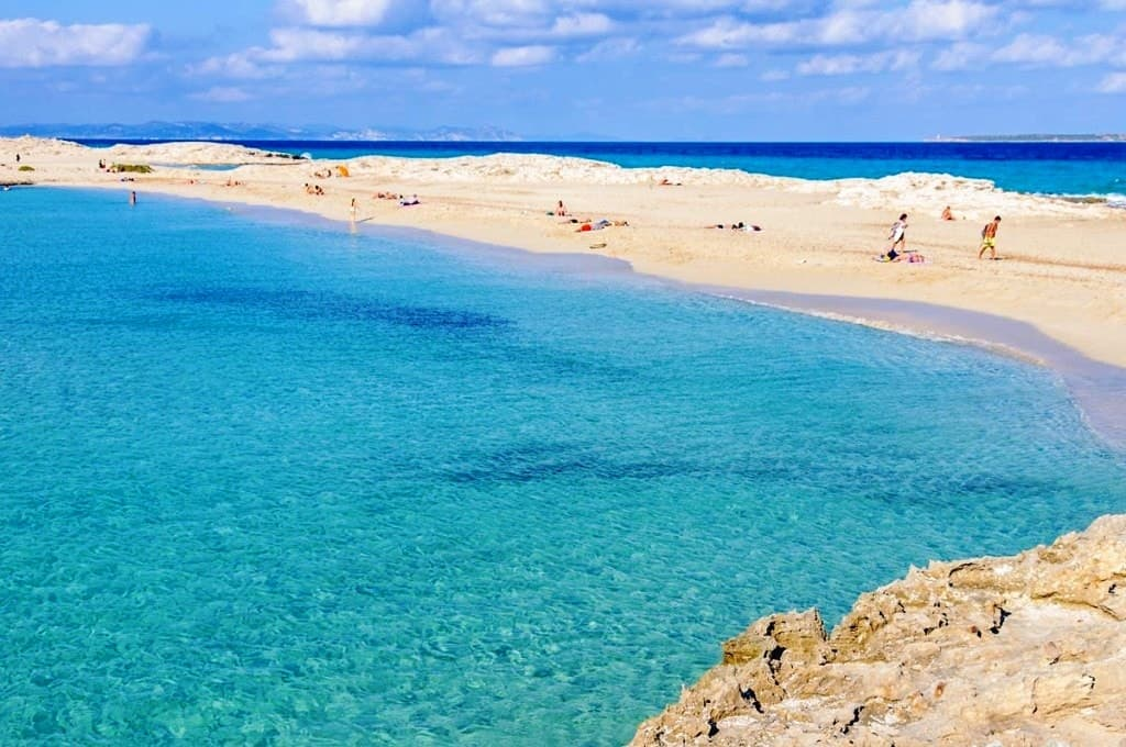 Sesilletes Beach, Formentera Island, Spain The Best Mediterranean Beaches
