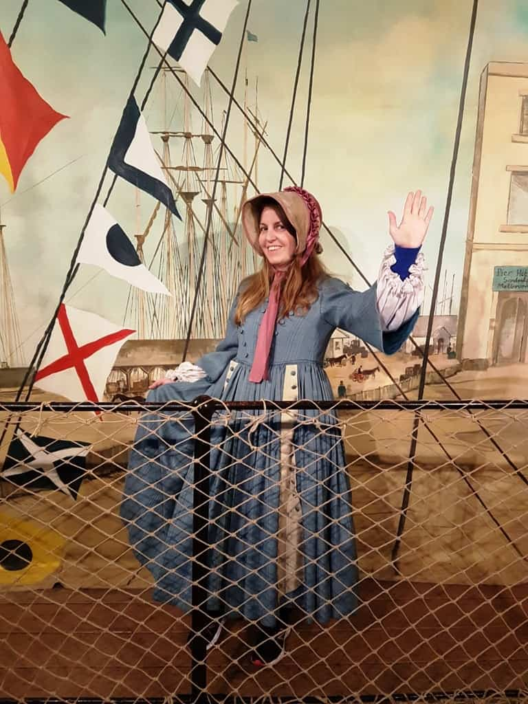 A weekend in Bristol - SS Great Britain