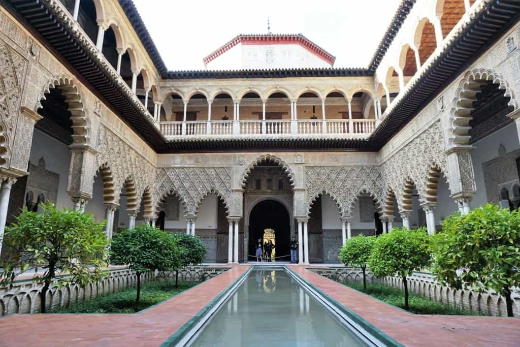 One Day in Seville - Alcázar