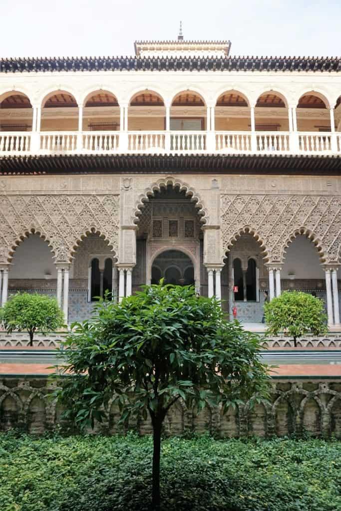One Day in Seville - Alcázar