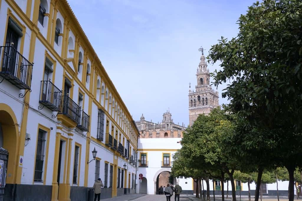 One Day in Seville