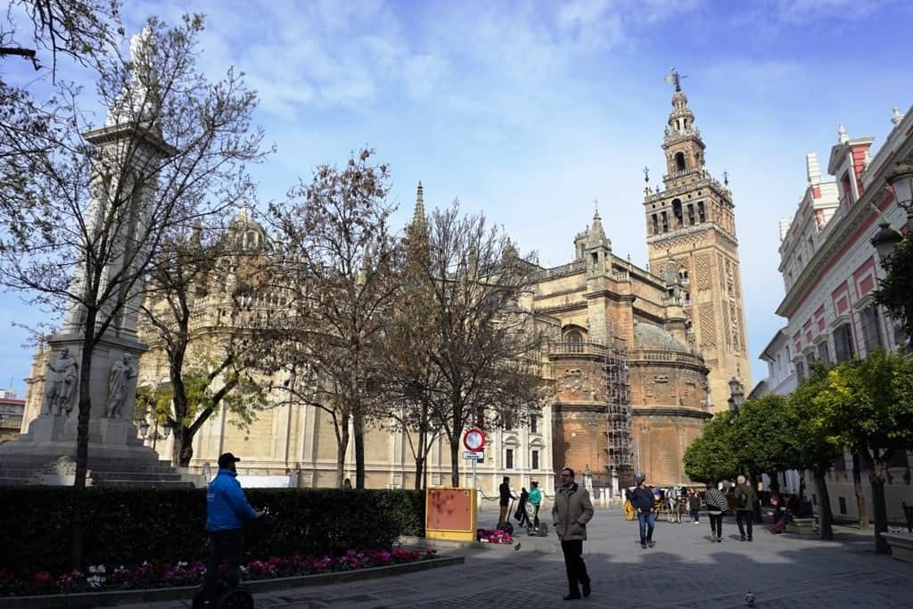 One Day in Seville - Seville Cathedral