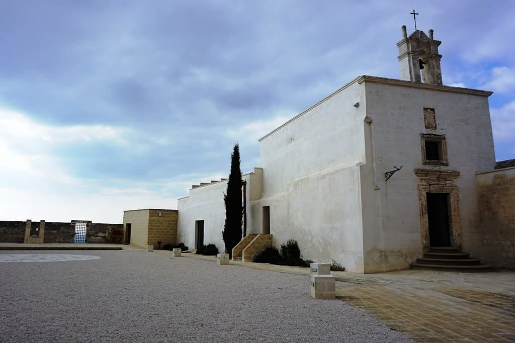 Masseria Amastuola Wines and Resort