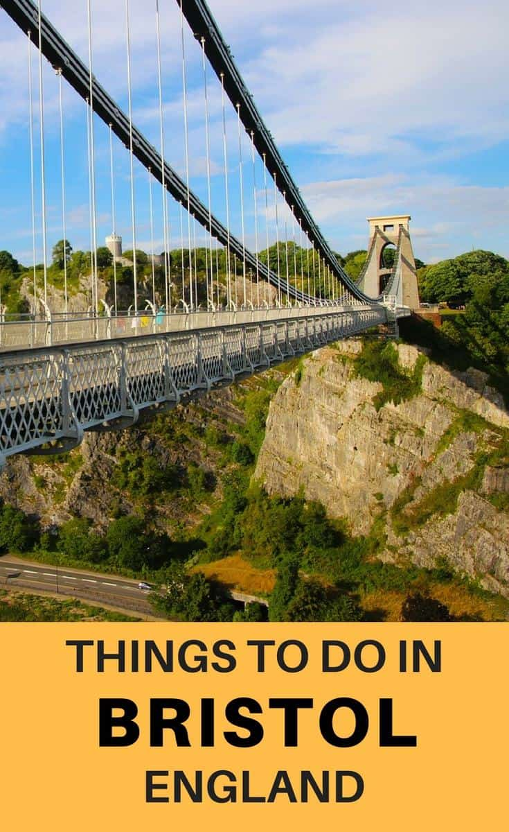 Things to do in Bristol in 2 days. How to spend a weekend in Bristol. A guide on things to do, where to eat and where to stay.