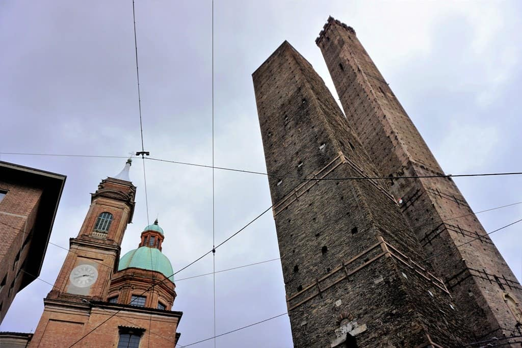 Towers of Bologna - what to do in Bologna