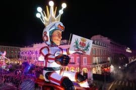 The Carnival of Nice
