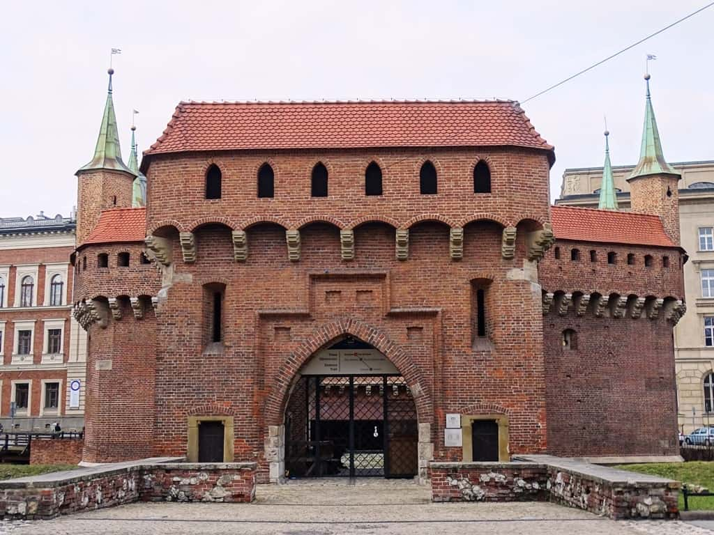 The Barbican - Things to do in Krakow