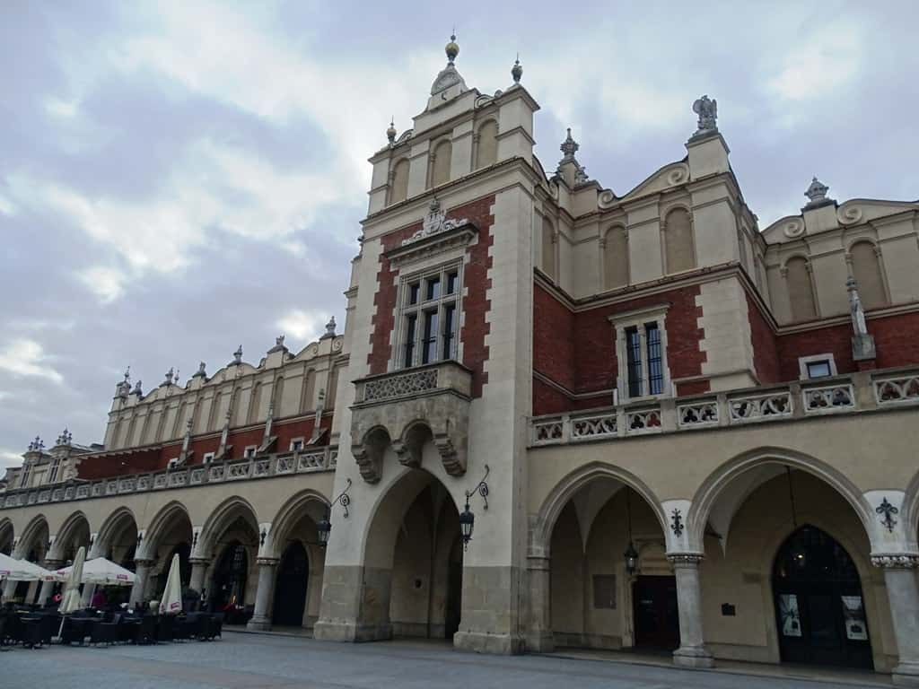 Textile Warehouse - things to see in Krakow