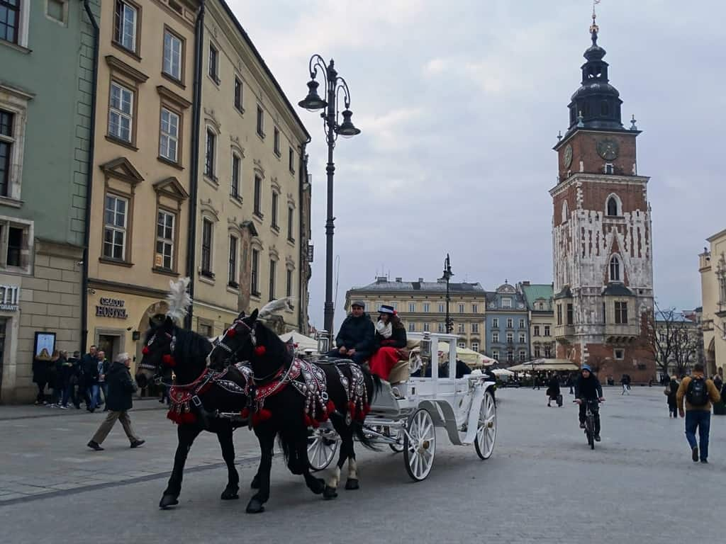 Town Hall Tower - things to do in Krakow