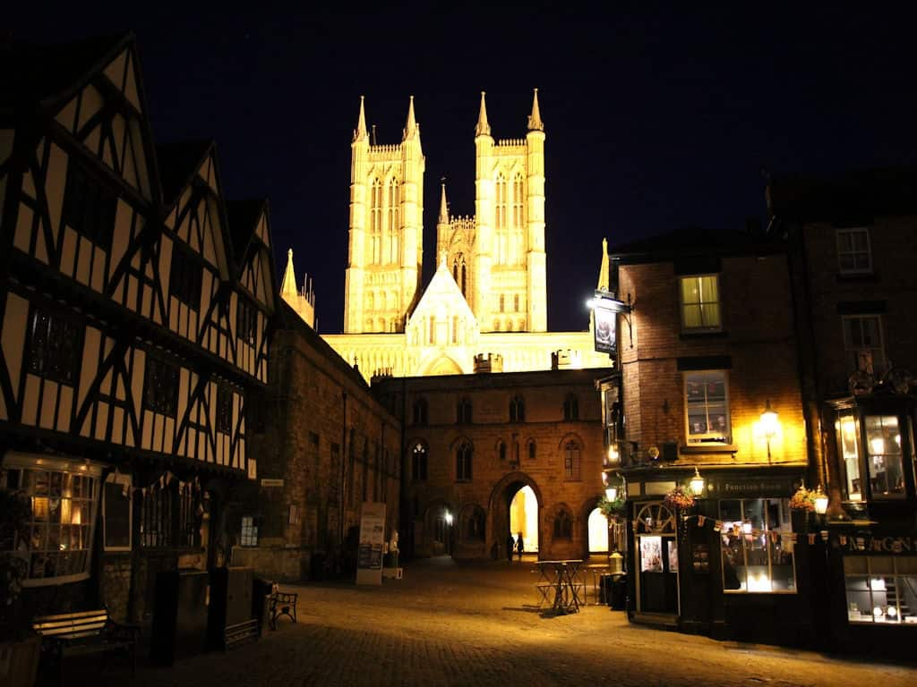 Lincoln is one of the Best European cities to visit in winter