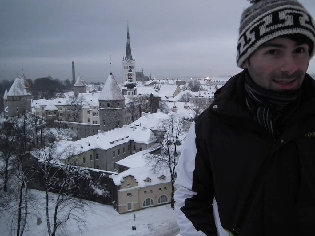 Tallinn is is one of the Best European cities to visit in winter