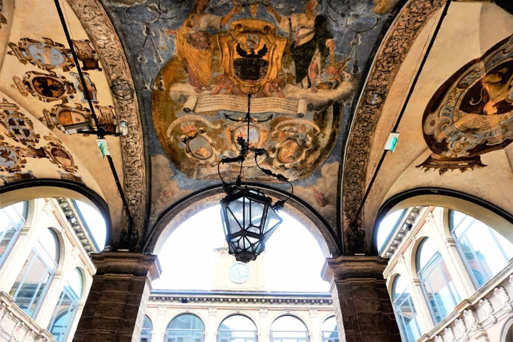 Palazzo dell'Archiginnasio - things to see in Bologna