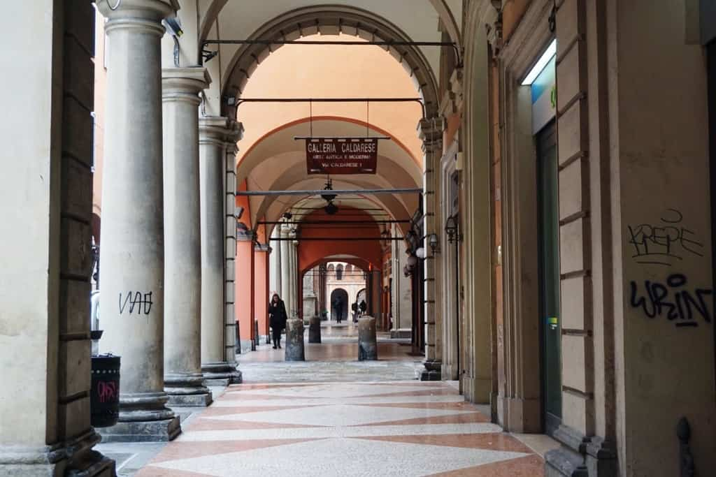 The Porticoes of Bologna - things to do in Bologna