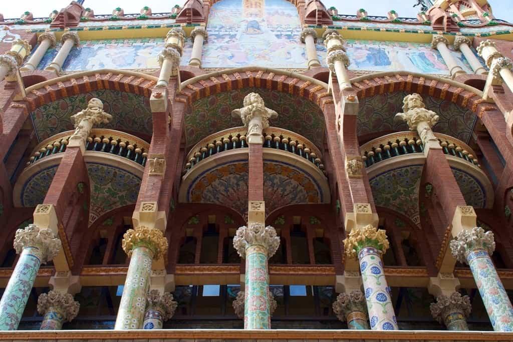 Catalan Concert Hall (Palau de la Música Catalana)