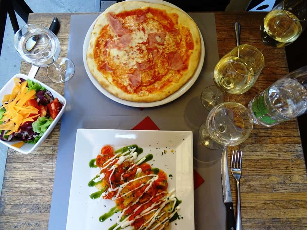 Rome food guide - where to eat in Rome
