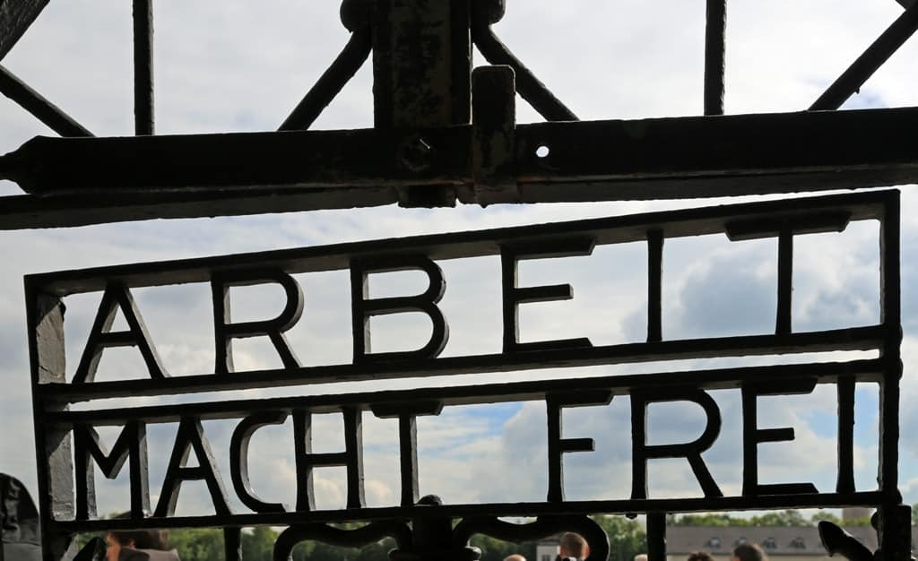 3 days in Munich - Dachau Concentration Camp