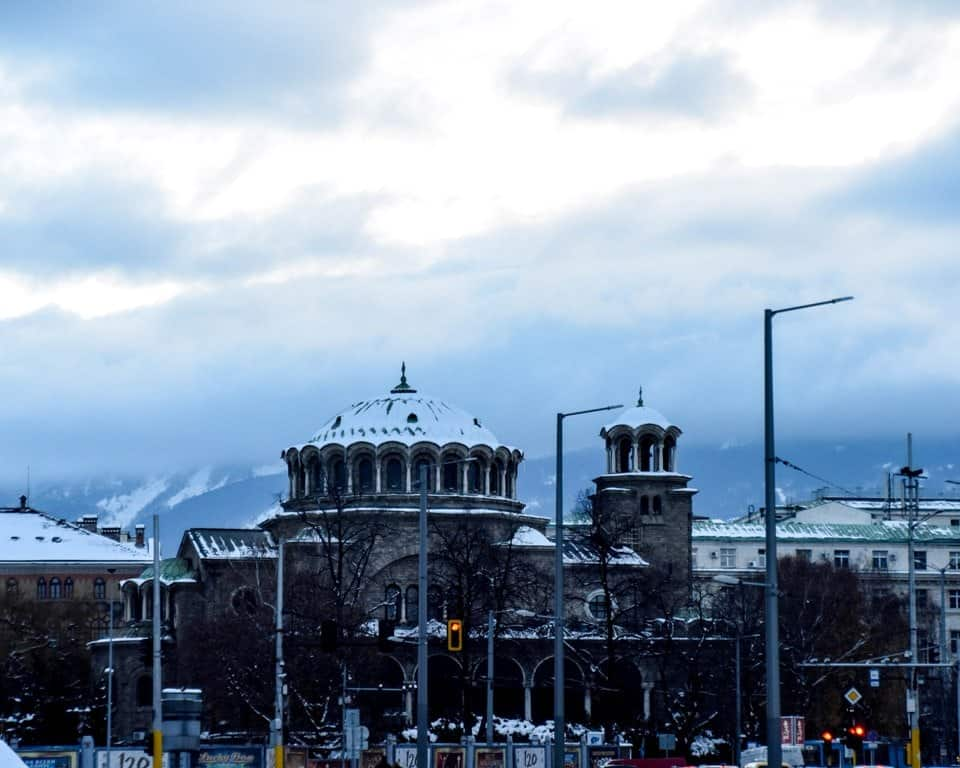 Sofia, Best European cities to visit in winter