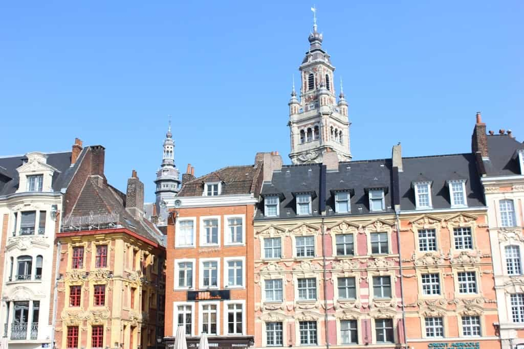 Lille - best city breaks in europe in winter