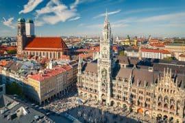 Marienplatz - 3 days in Munich