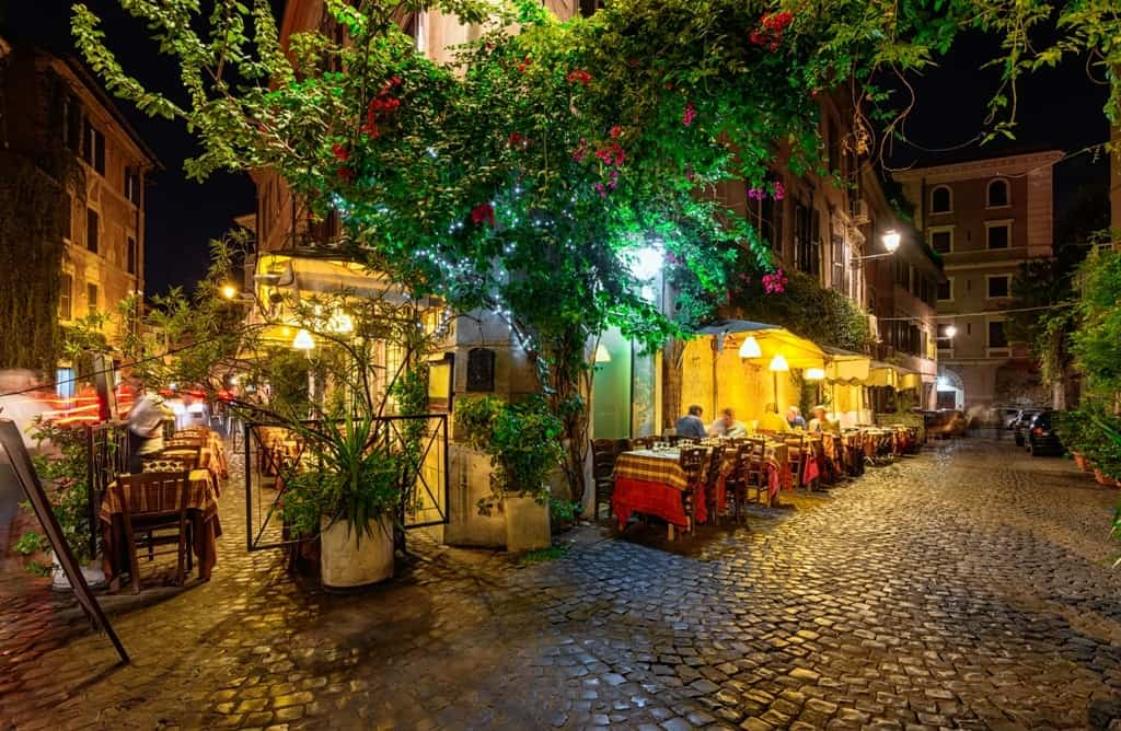 Where to stay in Rome: Trastevere area