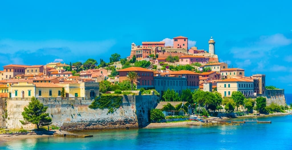 Best Hotels Elba Island Italy