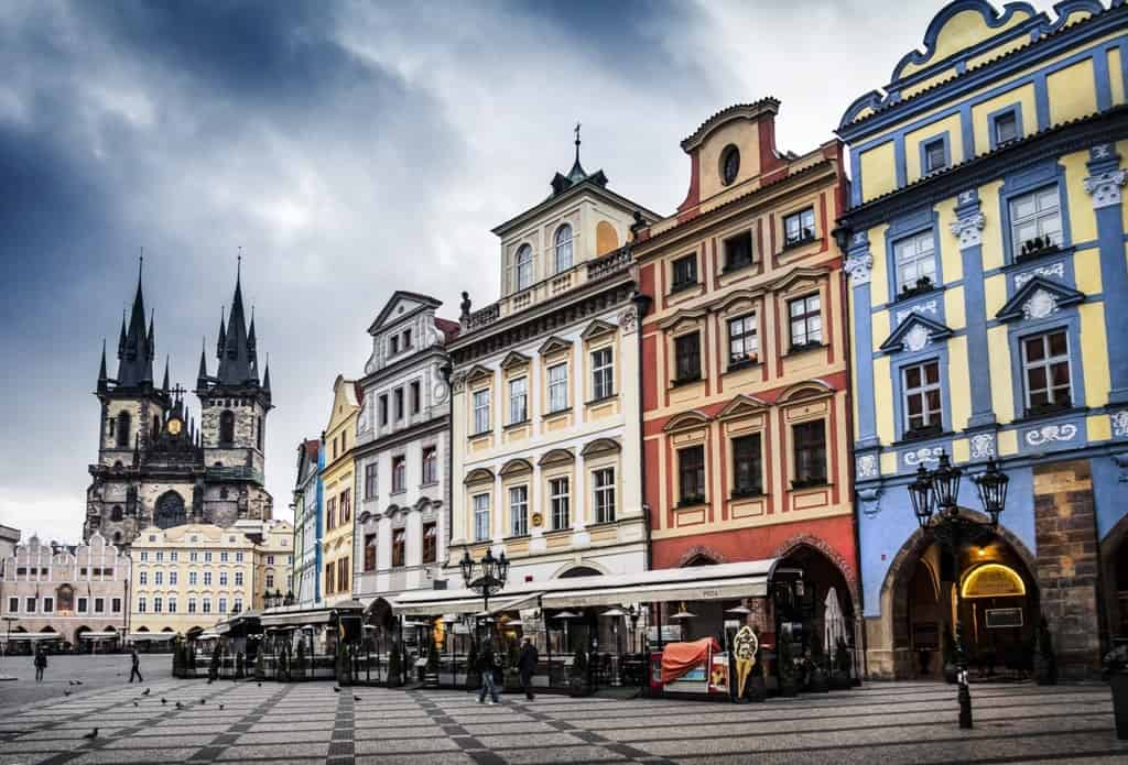 Prague - Best European cities to visit in winter