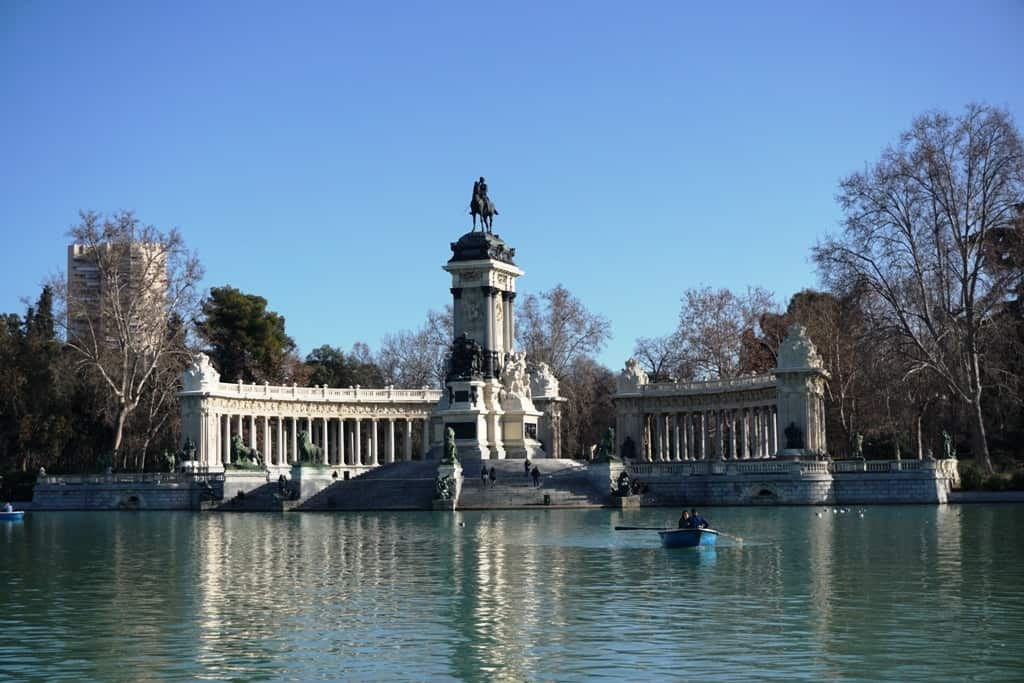 Retiro Park - Madrid - 10 day Spain itinerary