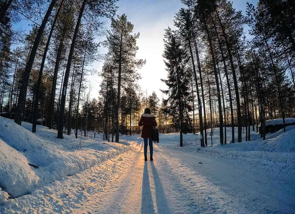 Rovaniemi - Best European cities to visit in winter