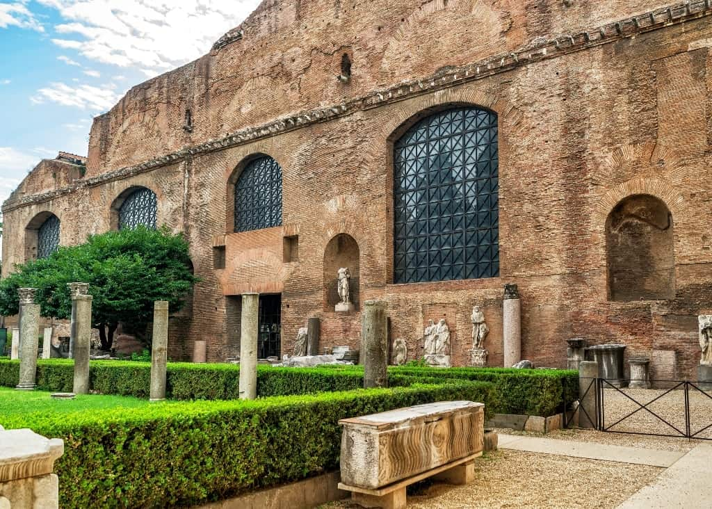 Where to stay in Rome - Termini area