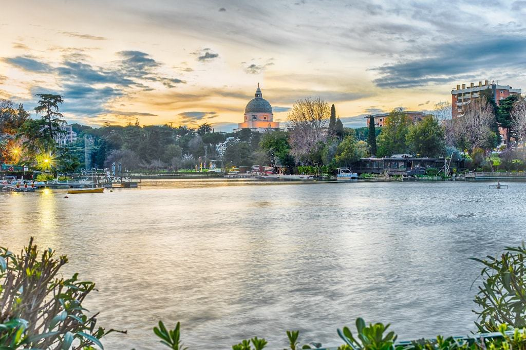 Where to stay in Rome: Eur – modern Rome area
