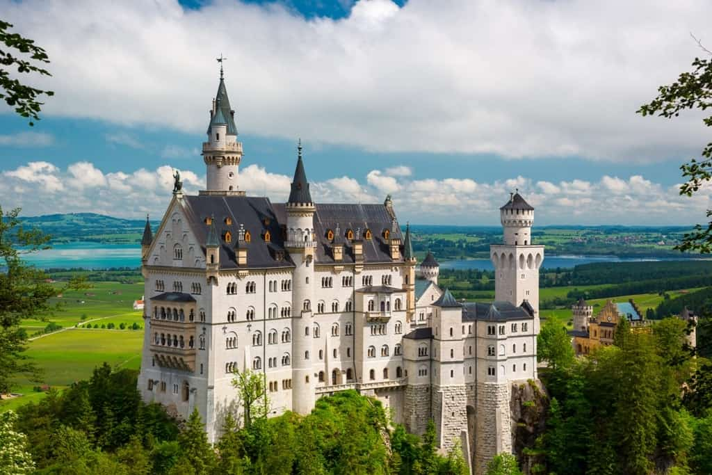 3 days in Munich - Neuschwanstein castle