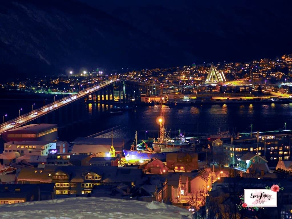 Tromso - Best European cities to visit in winter