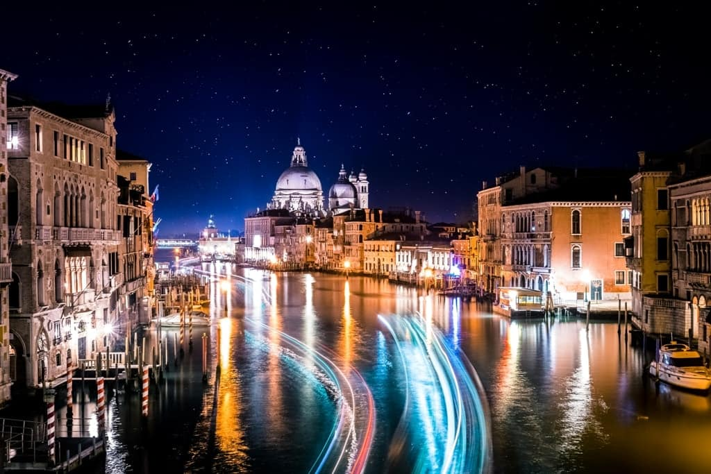 Venice, european city break in winter