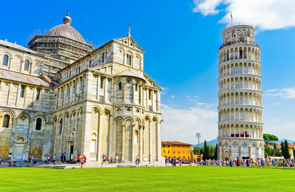 Pisa Cathedral and the Leaning Tower - Things to do in Tuscany