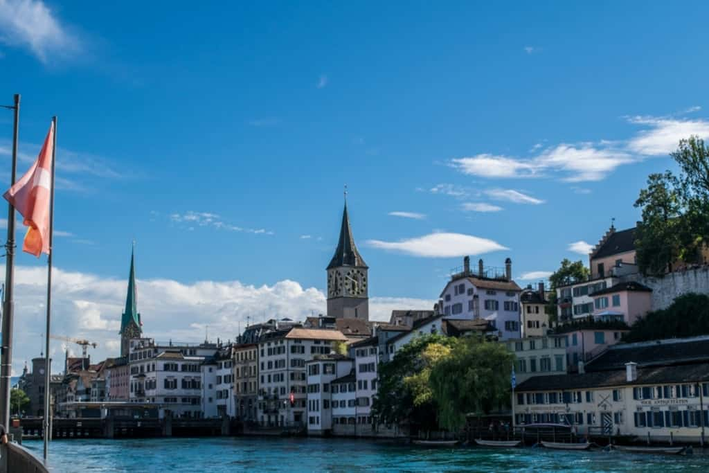 Zurich European winter City Break