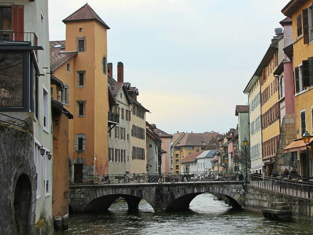 Annecy, a great european city to visit in winter