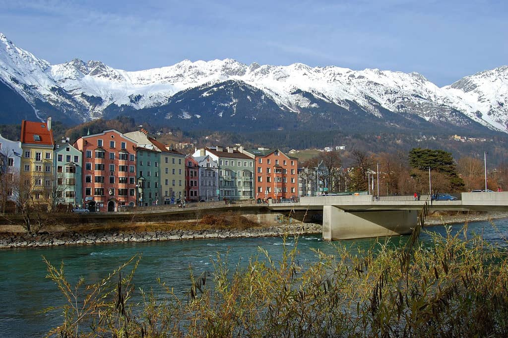 Innsbruck the perfect European city destination for a winter break