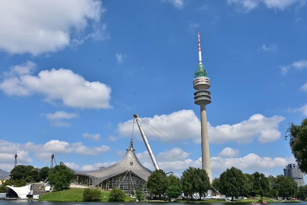 3 days in Munich - olympic-stadium