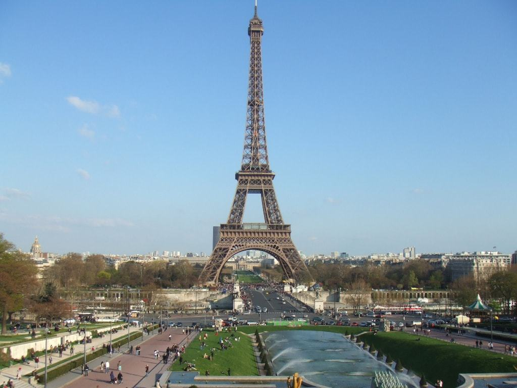 Paris - Best European cities to visit in winter
